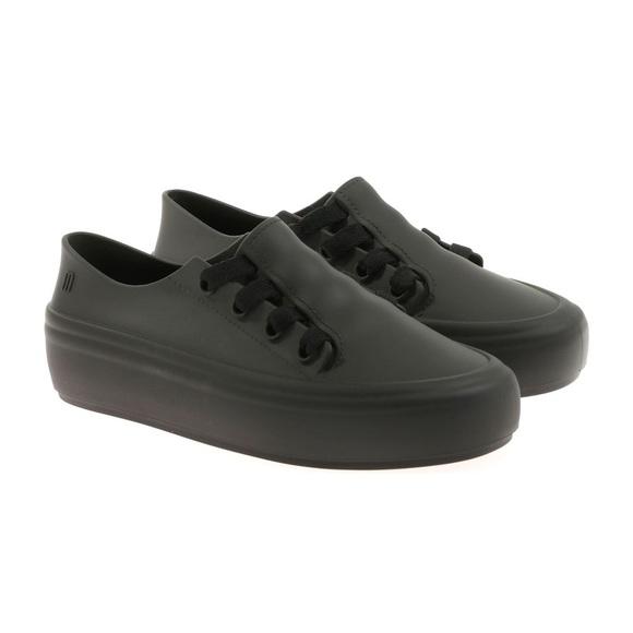 0ce9e369b156  NEW  Melissa Black Ulitsa Sneaker
